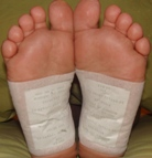 Detoxing Foot Pads